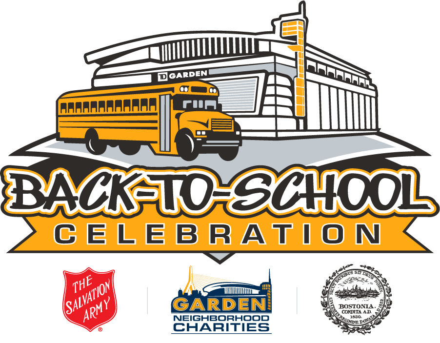 Boston Footwear Cares Group Event - Salvation Army's Back-to-School Celebration at TD Garden, 11:30am shift @ TD Garden