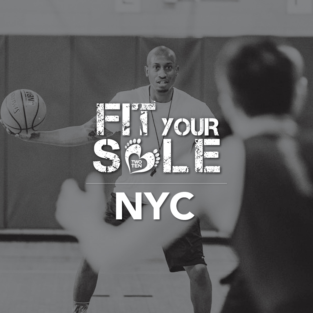 2018 Fit Your Sole - NYC IndoorHoops, 9/15 @ PS 116