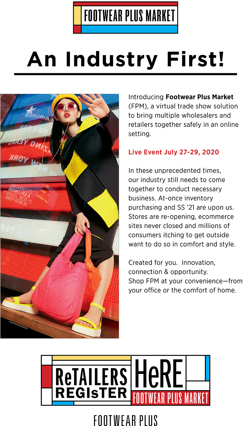 Footwear Plus Market