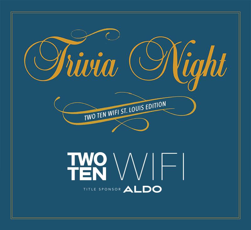 Two Ten WIFI St. Louis Trivia Night @ Lodge Des Peres | Des Peres | Missouri | United States