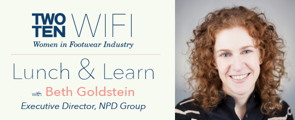 WIFI Lunch & Learn: The State of the Fashion/Comfort Footwear Market, October 2018 @ WebEx