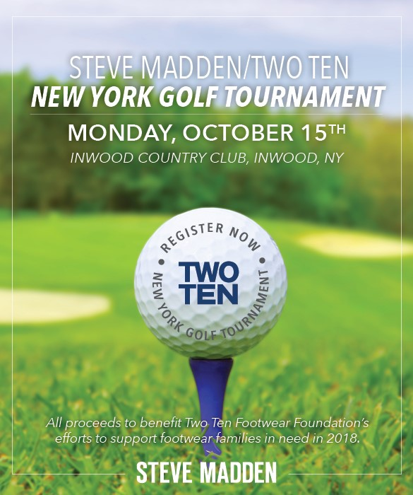 Steve Madden & Two Ten New York Golf Tournament