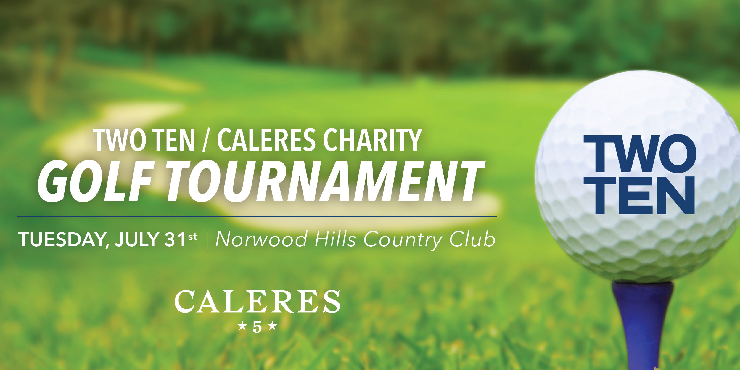 Two Ten/Caleres Charity Golf Tournament @ Norwood Country Club | St. Louis | Missouri | United States