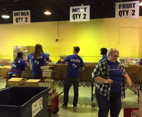 Milwaukee Footwear Cares - The Hugner Task Force